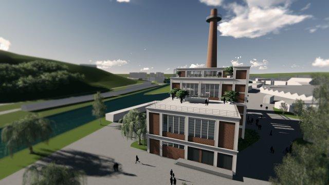Revitalizácia priemyselného areálu Tatraľan